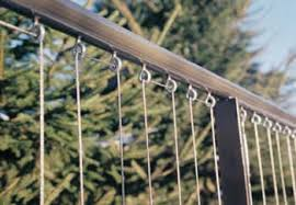 Stainless Steel Handrails Brisbane All Day Fencing Stainless Steel Wire Balustrades And Handrails