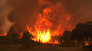 California Wildfire Dateline by Wildfire Threatens Homes Near Yosemite National Park Nbc News