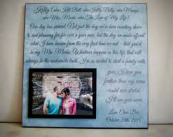 Customized Wedding Gift Personalized Wedding Gifts Customized By Yourpicturestory