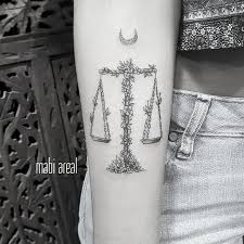 25 beautiful libra zodiac tattoos ideas on pinterest libra sign