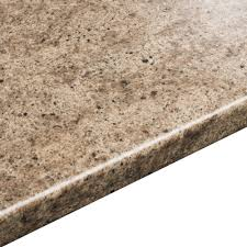 b q kitchen ideas 38mm b u0026q cappuccino stone textured laminate round edge kitchen