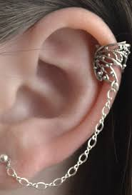 earrings cuffs ear cuffs dangle