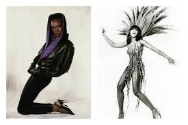 Ike Tina Turner Halloween Costumes Spooky Style Divas Halloween Options Black U0026 Brown