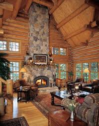 log cabin open floor plans scandinavian style log home in wisconsin log cabins cabin and