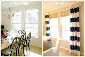 fresh black and white striped curtains impressive ideas patterned