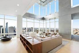 phenomenal 82 million penthouse apartment in new york city for
