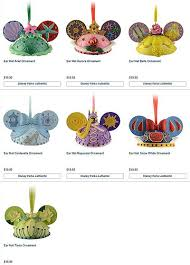 flickriver photoset disney parks ear hat ornament collection