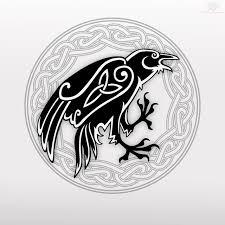 tattoos celtic designs celtic crow tattoo design picture art pinterest raven tattoo