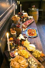 fruit table display ideas ideas for how to display food on buffet fab wedding food elevated