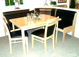 corner dining room set dining sets with storage small kitchen tables with storage dining