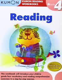 grade 4 reading kumon reading workbooks kumon publishing