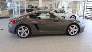 porsche metallic 2015 porsche cayman agate grey metallic stock 110594 walk