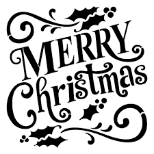 merry christmas sign designer stencils merry christmas sign stencil fs041 the home depot