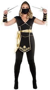 Ninja Costumes Halloween Size Ninja Assassin Costume Size Ninja Assassin Costume