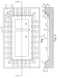 patent ep1266863a2 multi level integrated circuit for wide gap