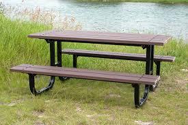series br picnic tables custom park u0026 leisure