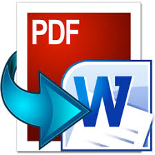 Pdf To Word Pdf To Word For Mac Easily Convert Pdf To Word On Mac