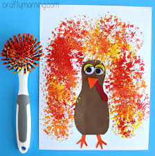 hello wonderful 10 easy and adorable turkey crafts