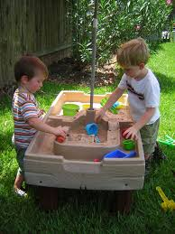 Toddler Water Table Product Review Step 2 U0027s Sand And Water Table The Mommy Journal