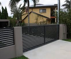 Home Fences Designs Best Home Design Ideas stylesyllabus