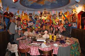 Buca Di Beppo Pope Table by The Trease Family