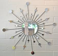 home decoration inspiring decorative round wall mirrors with
