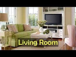 parts of a house kitchen living room u0026 dining room youtube