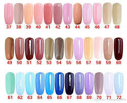 gelish nail polish u2013 best kit colors how to do apply remove