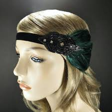great gatsby hair accessories best deco hair accessories products on wanelo