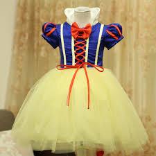 Snow White Halloween Costume Toddler Disney Princess Snow White Halloween Costume Dress Toddler Girls Buy