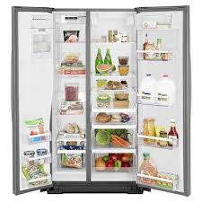 best 2016 black friday deals on side by side refrigerators counter depth refrigerators appliances the home depot