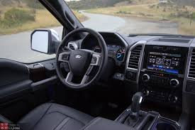 Ford F150 Truck Interior - f 150 towing the truth about cars