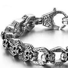 stainless steel bracelet ebay images Silver dragon bracelet ebay jpg