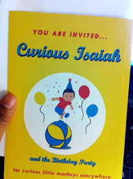 curious george birthday party isaiah s curious george themed birthday party oliepants