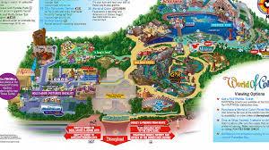 disneyland california adventure map magic eye disneyland resort pictorial carthay circle redirect
