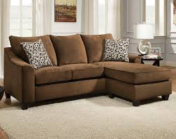 Chocolate Brown Sectional Sofa With Chaise 15 Photos Chocolate Brown Sectional Sofa Sofa Ideas