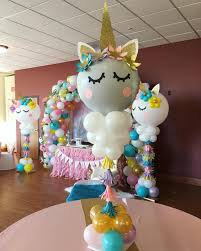balloon centerpiece unicorn balloon centerpiece unicornbirthdayparty