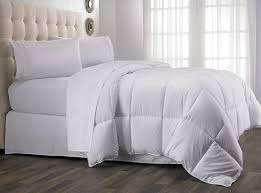 Washing A Down Comforter At Home Amazon Com Queen Comforter Year Round Down Alternative Comforter
