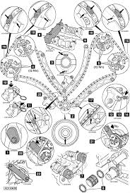 land rover discovery drawing to replace timing chains on land rover discovery iv 5 0 v8 awd 2009