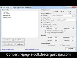 convertir imagenes jpg a pdf gratis convertir bmp gif png tif wmf emf jpg jpeg a pdf gratis youtube