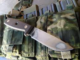 the esee 4 not the best survival knife but a damn good one