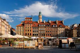wonderful warsaw why now u0027s the time to visit poland u0027s capital of