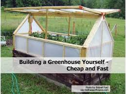 Shed Greenhouse Plans Cheap Fast Building Greenhouse 2b Jpg