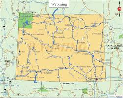 durant wyoming map 50 us state maps us state facts