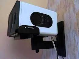 Bookshelf Speaker Shelves Review Videosecu One Pair Of Side Clamping Speaker Mounting