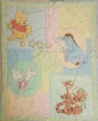 Tigger Crib Bedding Vintage Disney Winnie The Pooh Crib Bedding Set Pooh Eyeore