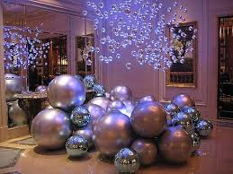 modern concept chistmas decorations in time for