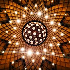 Chandelier New York Seen From The Floor At The New York City Ballet David H Koch