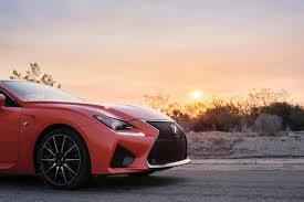 2016 lexus rc f quarter mile first test 2015 lexus rc f