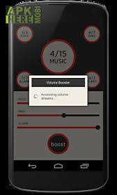 sound booster for android volume booster for android free at apk here store